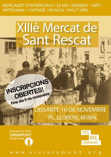 XIII Mercadet-Cartell